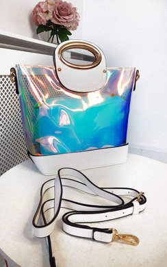 View the Eilidh Iridescent Handbag online at iKrush