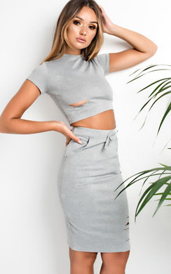 View the Elena Slash Style Co-Ord online at iKrush