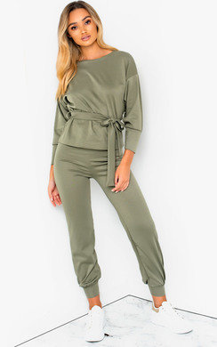View the Elle Basic Lounge Co-ord online at iKrush