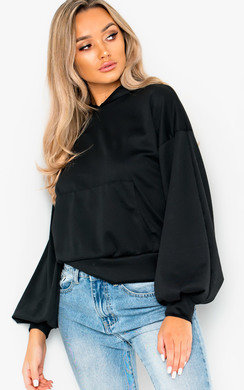 View the Elly Basic Hooded Jumper online at iKrush
