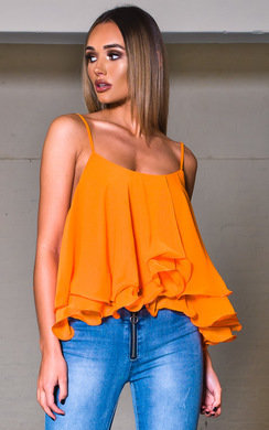 View the Erinna Floaty Top online at iKrush