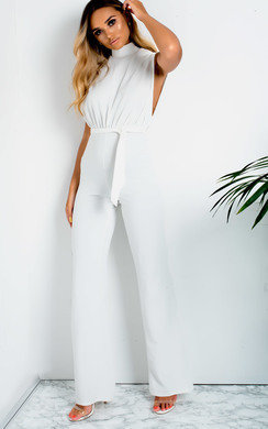 View the Erinna High Neck Jumpsuit online at iKrush