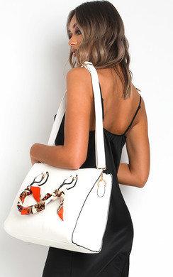 View the Esmir Scarf Handbag  online at iKrush