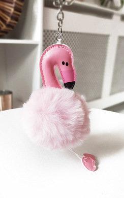 View the Fliss Pom Pom Animal Keyring online at iKrush