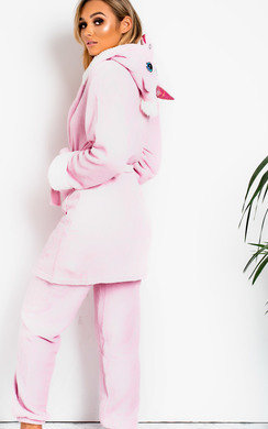 View the Fliss Unicorn Dressing Gown online at iKrush