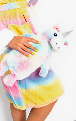 View the Fluffs Unicorn Character Hot Water Bottle online at iKrush