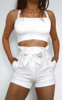 View the Gabbs High Waist Shorts online at iKrush