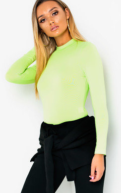View the Gemini Lycra Neon Bodysuit online at iKrush