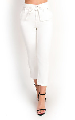 View the Heidi Tie Waist Mom Jeans online at iKrush