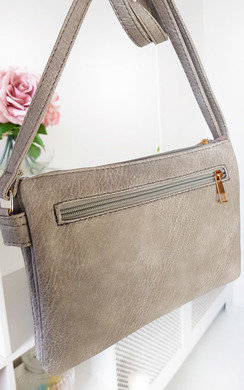 View the Imogen Bow Detail Cross Body Handbag online at iKrush