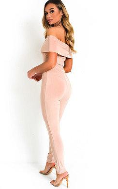 View the Indigo Bardot Jumpsuit online at iKrush