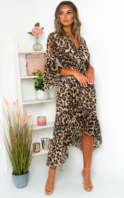 View the Jenni Printed Maxi Dress online at iKrush