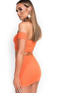 View the Jessi Bodycon Mini Skirt  online at iKrush