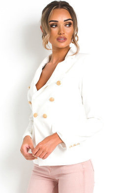 View the Joanne Blazer Jacket online at iKrush