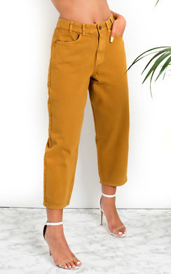 View the Joanne Straight Leg Jeans  online at iKrush