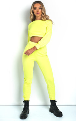 View the Joss Basic Lounge Co-ord online at iKrush