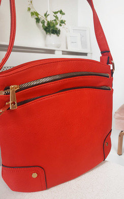 View the Kathy Gold Detail Cross Body Bag online at iKrush