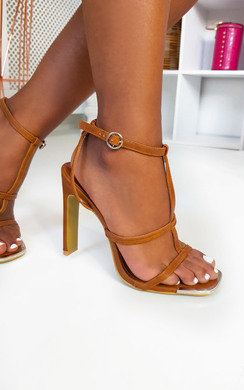 View the Keisha Strappy High Heels  online at iKrush