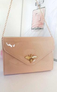 View the Lara Bee Embellished Envelope Clutch Bag online at iKrush