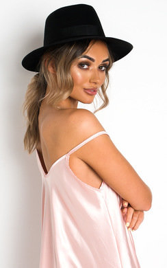 View the Lara Fedora Hat online at iKrush