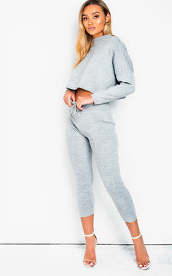 View the Lilah Basic Lounge Co-ord online at iKrush