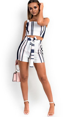View the Lindzy Stripe Co-ord online at iKrush