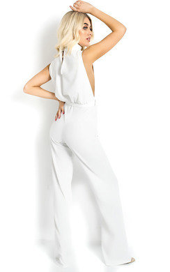View the Lois High Neck Jumpsuit online at iKrush