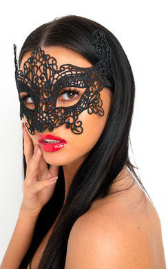 View the Lola Lace Eye Mask online at iKrush