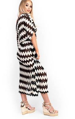 View the Lori Crochet Lace Oversized Dress  online at iKrush