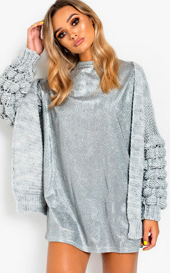 View the Luca Chunky Knit Longline Cardigan online at iKrush