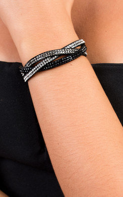 View the Luciana Diamante Popper Bracelet  online at iKrush
