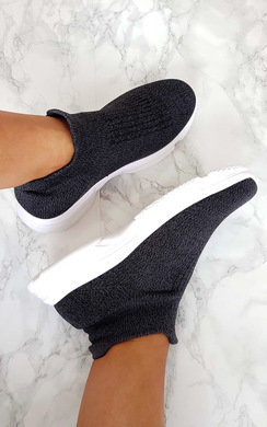 View the Luna Runner Sock Trainers online at iKrush