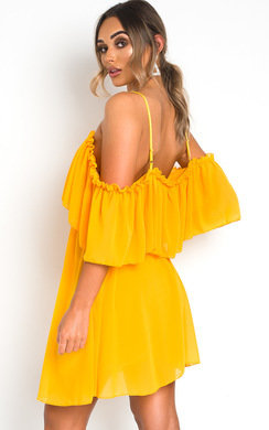 18a387f286e7 View the Lyla Off Shoulder Frill Playsuit online at iKrush