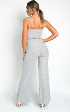 View the Macey Basic Ribbed Co-ord online at iKrush