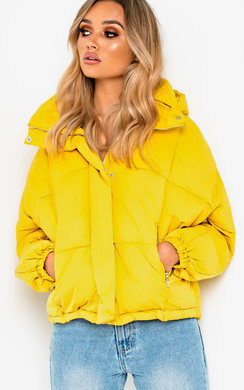 View the Margo Padded Jacket online at iKrush
