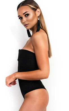 View the Mariah Strapless Bodysuit online at iKrush