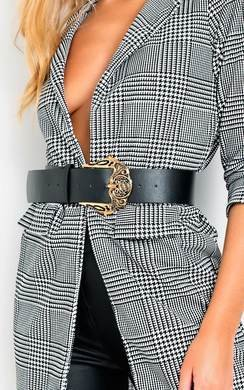View the Martha Statement Buckle Belt online at iKrush