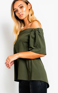 View the Mason Off Shoulder Top online at iKrush