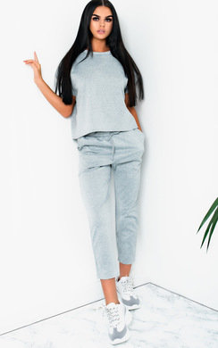 View the Maya Boxy Loungewear Co-Ord online at iKrush