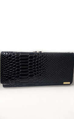 View the Melani Crocodile Purse online at iKrush