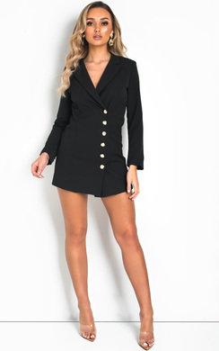 View the Mia Blazer Dress online at iKrush