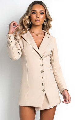 View the Mia Blazer Dress online at iKrush