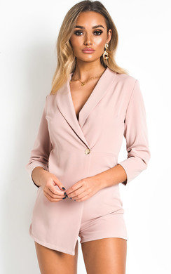 View the Mills Button Blazer Playsuit online at iKrush