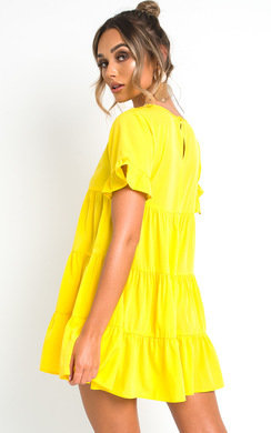 View the Milly Frill Shift Dress online at iKrush