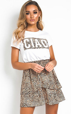 View the Mimi Leopard Print Co-Ord  online at iKrush
