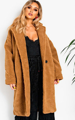 View the Monikh Teddy Bear Coat online at iKrush