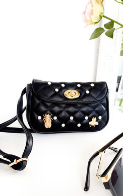 View the Nellie Bee Embellished Multiway Bag  online at iKrush