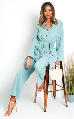 View the Niahla Shirt & Trousers Co-ord  online at iKrush