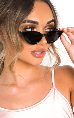 View the Nico Cat Eye Sunglasses online at iKrush