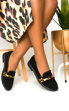 View the Pennie Faux Suede Brogue Sandals online at iKrush